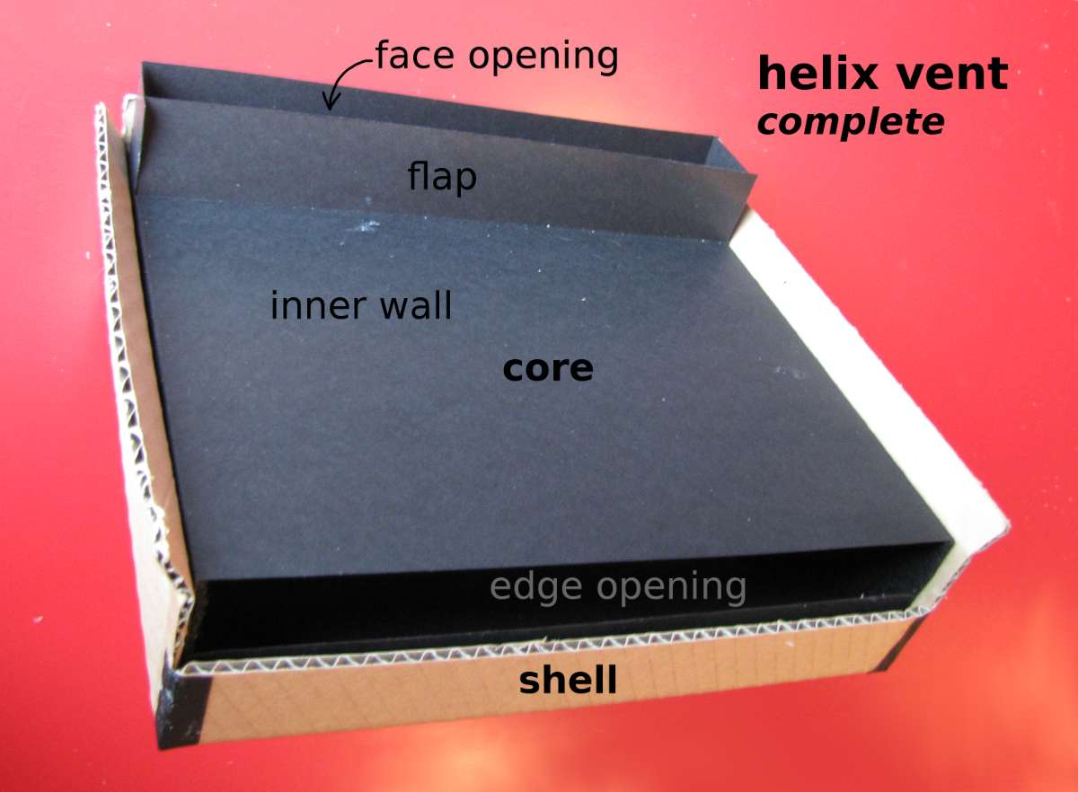 photo: helix vent, complete